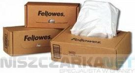 Opinie o Fellowes 36053 Worki do niszczarek 90S, 99Ci, 99Ms