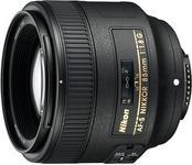 Opinie o Nikon AF-S 85mm f/1.8G