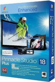 Pinnacle Studio 18 Plus PL - Nowa licencja