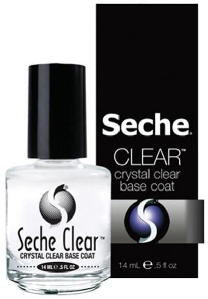 SECHE Crystal Clear Base Coat 14ml SV83185