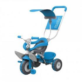 Smoby Rowerek Trójkołowy Baby Balade 3w1 Niebieski