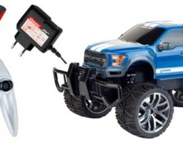 Carrera RC Off Road Ford -150 Raptor Blue WRCAES0CF042026