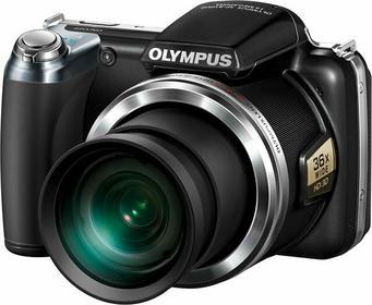 Olympus SP-810 UZ czarny