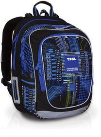 Topgal Plecak szkolny CHI 742 D - Blue