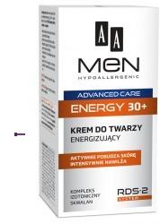 Oceanic Men Advanced Care Energy 30+ M) krem do twarzy energizujący 50ml
