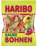 Haribo Żelki Owocowe Saure Bohnen 200g
