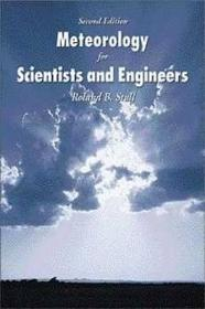 Roland B. Stull Meteorology for Scientists and Engineers: A Technical Companion Book to C. Donald Ahrens' Meteorology Today
