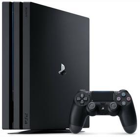 Sony PlayStation 4 Pro 1 TB Czarny + Akcesoria