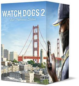 Watch Dogs 2 PL Edycja San Francisco XONE