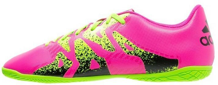 adidas X 15.4 IN S74603 różowy