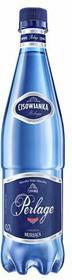 Cisowianka Woda mineralna gazowana Perlage niskosodowa 0,7 l