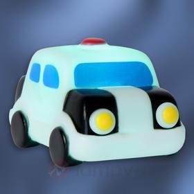 Lucide POLICE CAR - lampka nocna LED dla dzieci