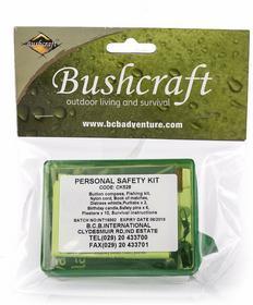 BCB Zestaw przetrwania Personal Safety Kit