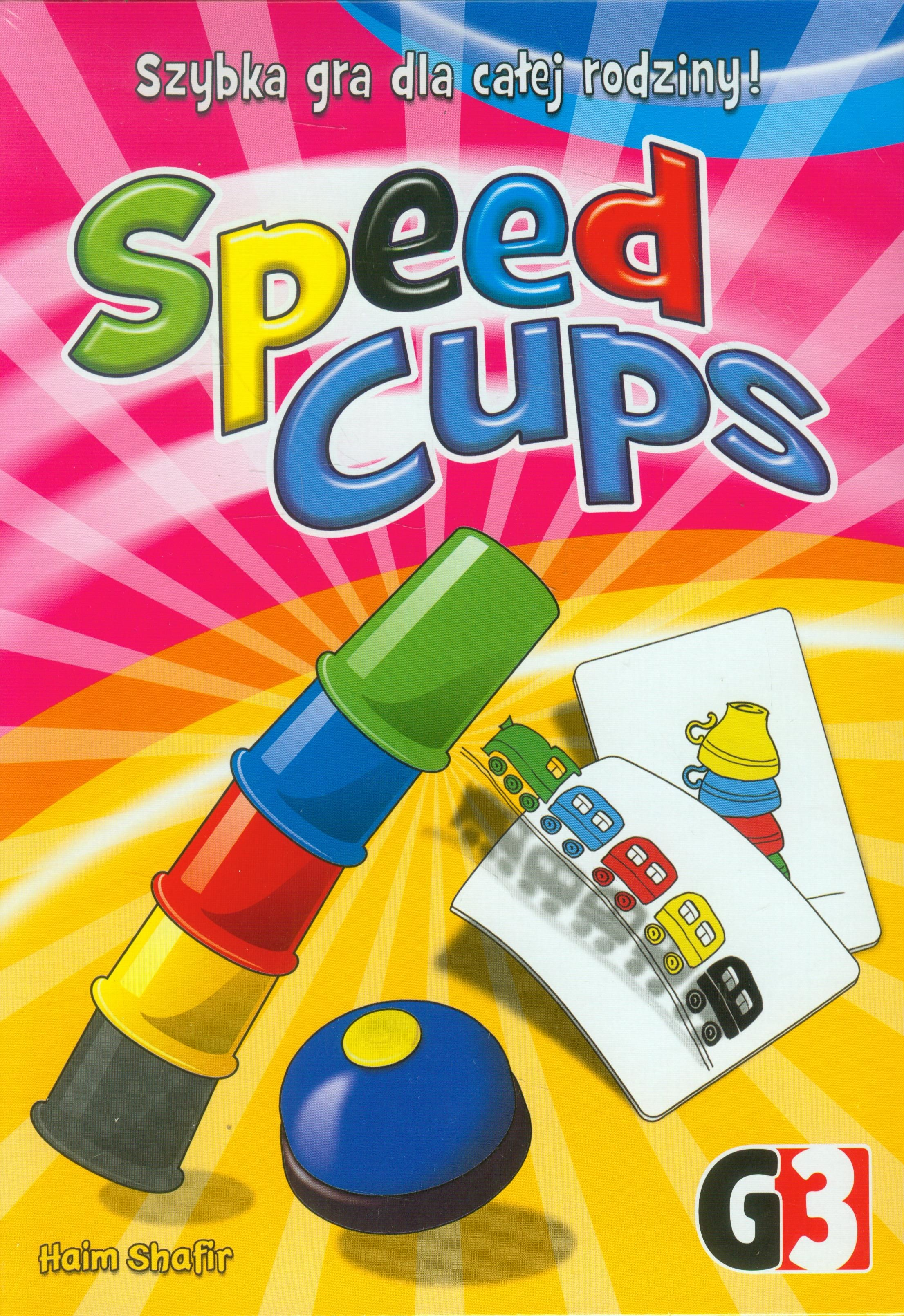 G3 Speed Cups