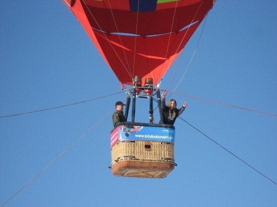 Romantyczny lot balonem dla dwojga - Katowice