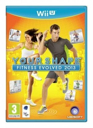 Opinie o Your Shape Fitness Evolved 2013 WiiU