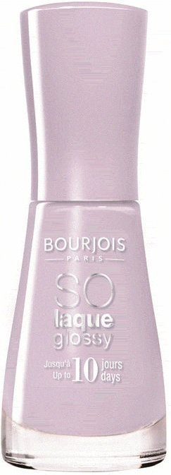 Bourjois So Laque Glossy 15 Peace and Mauve 10ml