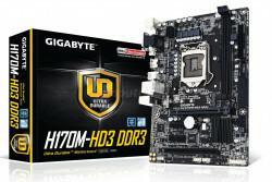 Gigabyte GA-H170M-HD3 DDR3