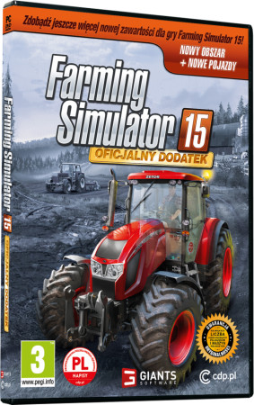 Opinie o   Farming Simulator 15 PC