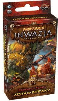 Galakta Warhammer: Inwazja - Krwawiące Słońce 9171
