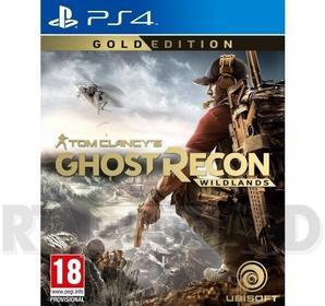 Tom Clancys Ghost Recon Wildlands Gold Edition PS4