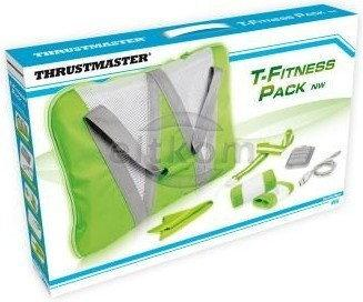 Wii Zestaw Fitness T-Fitness Pack NW