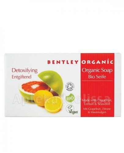 Bentley Organic Eco&More Detoksykujące mydło z grejpfrutem - 150 g