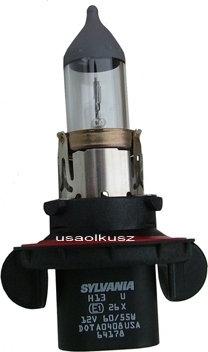 SYLVANIA Żarówka reflektora Hummer H3 H13 9008