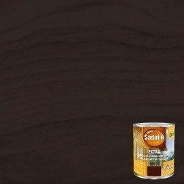 Sadolin Extra Lakierobejca do dekoracji i zabezpieczenia drewna 0.75L Heban 5