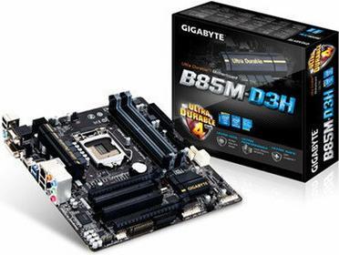 Gigabyte GA-B85M-D3H