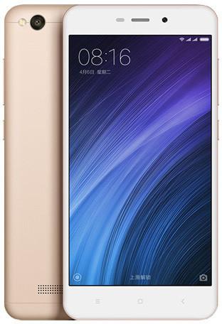 Xiaomi Redmi 4A 16GB Dual Sim Złoty