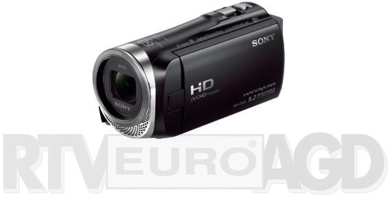 Opinie o Sony HDR-CX450