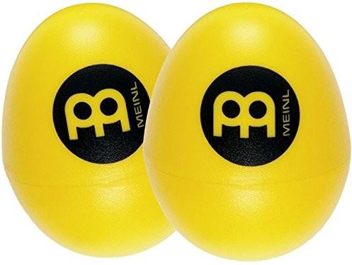 Meinl Percussion meinl Percussion ES2-Y Egg shaker (para), żółty ES2-Y
