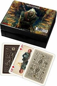 Piatnik Wiedźmin karty Lux 6666