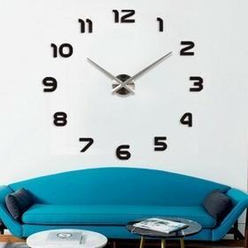 Nowoczesny zegar ścienny DIY różne kolory 12S002 ZOLTA zegary 12S002