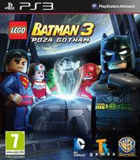LEGO Batman 3: Poza Gotham PS3