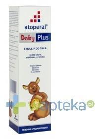 Adamed Atoperal Baby Plus emulsja do ciała 400 ml 7062370