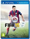 Opinie o FIFA 15 PS Vita