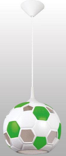 Lampex Lampa wisząca Piłka Zielona 102/PZI 17 / 102/PZI
