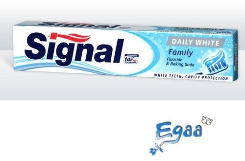 Unilever Signal Family Daily White Pasta 100 ml
