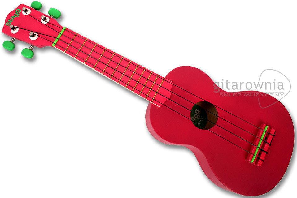 Stagg | ukulele sopranowe | USLIPS