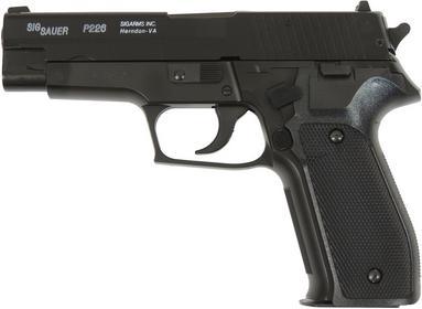 CyberGun Pistolet ASG SigSauer P226 Metal Sp (280114)