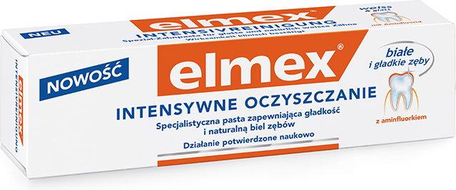 Gaba International Elmex Intensywne Oczyszczanie 50 ml