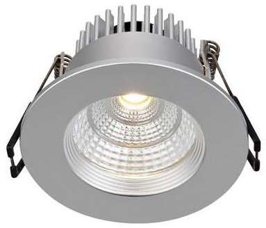 Markslojd Oczko LAMPA sufitowa ARES 106215 okrągła Oprawa do zabudowy LED 3,6W k
