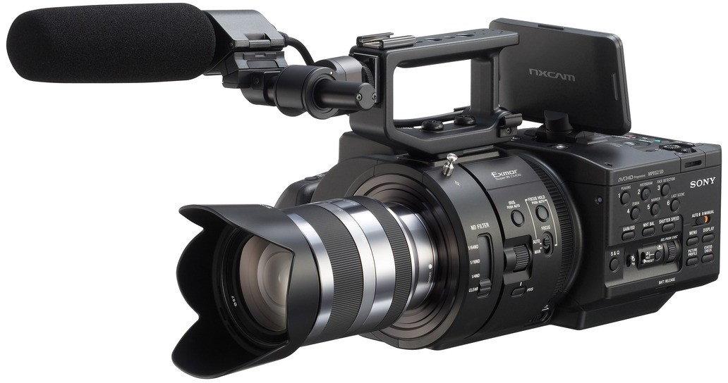 Opinie o Sony NEX-FS700