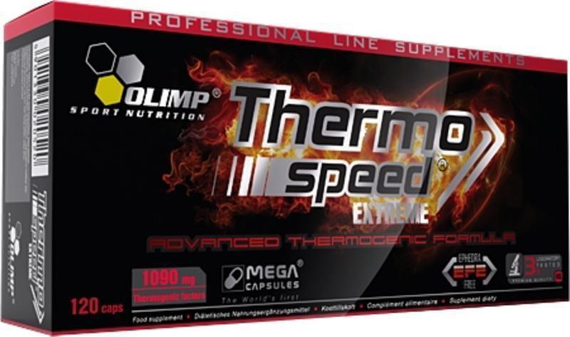 Olimp Thermo Speed EXTREME 120kaps.