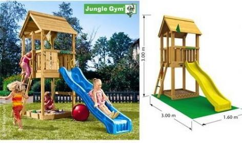 Jungle Gym Plac zabaw Club