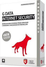 GData Internet Security 2015 5 szt.