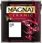 Opinie o Magnat CERAMIC 2,5L - ceramiczna farba do wnętrz - C45 Biała