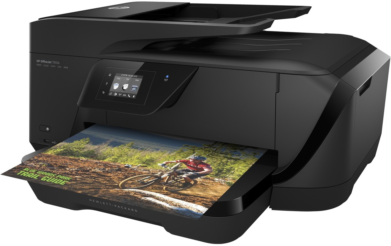 Opinie o HP OfficeJet 7510 All-in-One